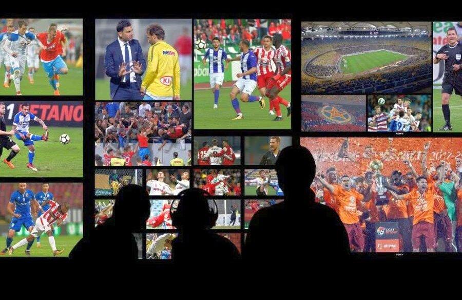 Espada Media Look TV